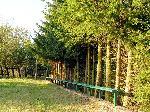 OW ŚWIT - teren rekreacyjny - ławki